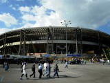 NAPOLI, ITALY - OCTOBER 21:  A general view of the Stadio San Paolo taken on October 21, 2010 in Napoli, Italy. (Photo by Claudio Villa/Getty Images)