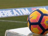 Pallone Striscione TIM, Ball banner TIM Crotone 08-02-2017  Stadio Ezio Scida Football Campionato Serie A 2016/2017  Crotone - Juventus Foto Cesare Purini / Insidefoto
